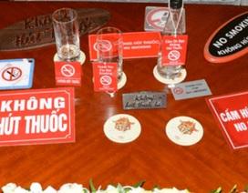 Ô nhiễm khói thuốc lá trong nhà hàng cao chót vót