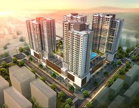 Xi Grand Court – lợi thế 4 mặt tiền trung tâm thành phố