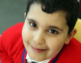 Cậu bé 6 tuổi có chỉ số IQ tương đương với Albert Einstein