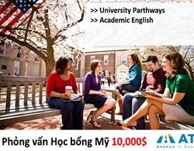 Du học Mỹ tại các trường ĐH hàng đầu với học bổng đến 10.000 USD của INTO USA