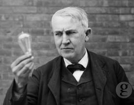 Nhà phát minh đại tài thế giới Thomas Edison chưa từng tốt nghiệp tiểu học