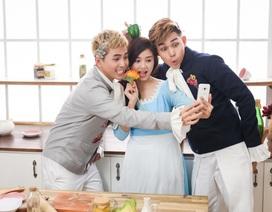 """Isaac bị kể xấu trong hậu trường MV """"Selfie - Chuyện tình Lọ Lem"""""""