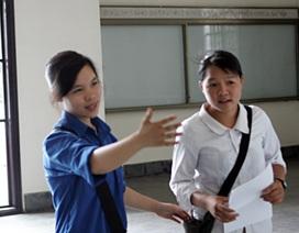 Dự kiến bỏ quy định thí sinh nộp phiếu ĐKXT tại trường: Không cần thiết phải bỏ!
