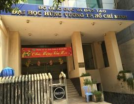 Sẽ ngừng hoạt động trường ĐH Hùng Vương TP.HCM