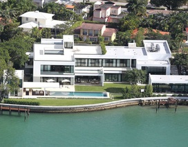 Cận cảnh 10 ngôi nhà đắt nhất làng thể thao thế giới