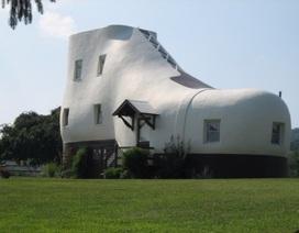 Những ngôi nhà có vẻ ngoài kỳ quái đến khó tin trên thế giới (P1)