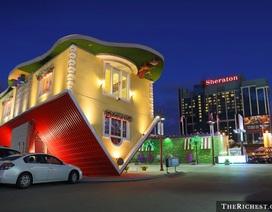 Những ngôi nhà có vẻ ngoài kỳ quái đến khó tin trên thế giới (P2)