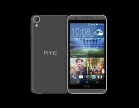 """HTC Desire 820G+ dual SIM """"đổ bộ"""" vào Việt Nam trong tháng 3"""