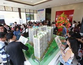 """Novaland khai trương căn hộ mẫu dự án """"hot"""" ở quận Tân Phú"""