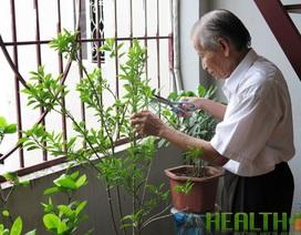 Giữ hay chia sẻ bí mật về bệnh Parkinson?