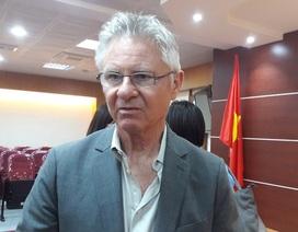 Giáo sư David Nunan: Muốn dạy tiếng Anh tốt phải áp dụng công nghệ thông tin