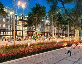 """Nhà phố thương mại: """"Mảnh đất cắm dùi"""" và giá trị gia tăng"""