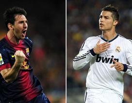 Barca sẽ chạm được cột mốc lịch sử nếu đánh bại Real Madrid