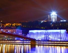 """""""Thành phố ánh sáng"""" Lyon qua ống kính DHS Việt"""