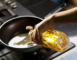 Sự thật về dầu thực vật: Không như người nội trợ nghĩ