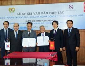 ĐH Bách khoa HN thúc đẩy hợp tác, nghiên cứu lĩnh vực quang học và quang điện tử