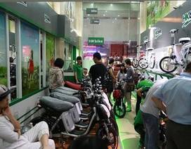 Những điểm nóng xung quanh thị trường xe đạp điện Việt