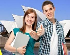 """Cơn lốc học bổng du học Úc cho """"tấm vé"""" vào cửa Đại học G8"""