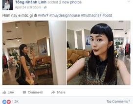 Mỹ nhân Việt rộ mốt selfie thiếu sáng