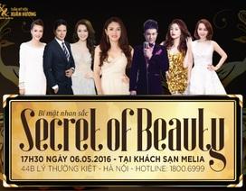 Dàn sao tên tuổi hội ngộ trong đêm Gala Secret of Beauty