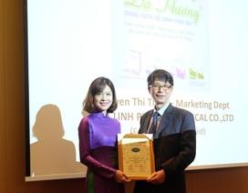 Giải thưởng Thương hiệu uy tín, chất lượng Châu Á Thái Bình Dương 2016