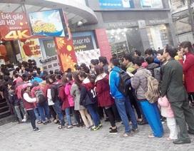 """Đại siêu thị điện máy ở Hải Phòng, vừa mở cửa đã bán """"giảm giá khủng"""""""