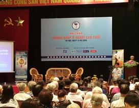 Phổ biến kiến thức về xương khớp cho hơn 200 người cao tuổi tại Vietnam Medi-Pharm 2016