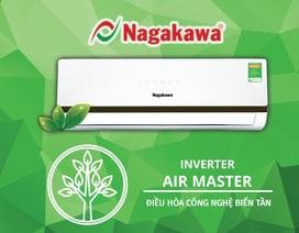 Nagakawa ra mắt Điều hòa Inverter cao cấp Nagakawa Air Master