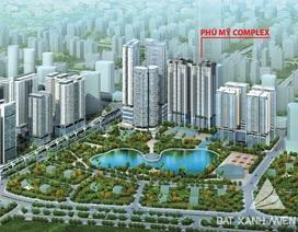 Đất Xanh Miền Bắc phân phối chính thức dự án PHUMY Complex