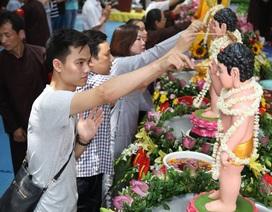 Lễ Phật đản 2016 tại Đại Bảo tháp Tây Thiên