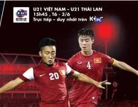 Đón tháng 6 với những cuộc chạm trán nảy lửa của tuyển Việt Nam và U21 Quốc gia