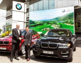 Vinpearl Golf ra mắt dịch vụ đón tiễn cao cấp với siêu Coupe địa hình đa dụng