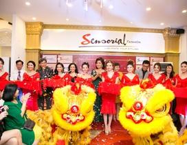 Sensorial fashion khai trương show room Fashion và Coffee Sense tại Bà Rịa - Vũng Tàu