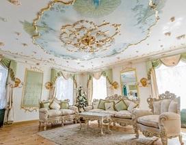 Choáng ngợp trước những dinh thự xa hoa của giới siêu giàu Nga