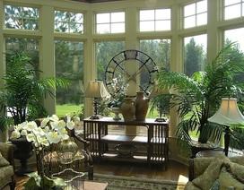 Phương pháp giải nhiệt mùa hè cho ngôi nhà của bạn