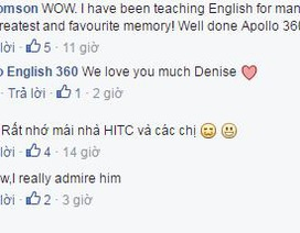 Khi tiếng Anh thay đổi cuộc sống của một ai đó