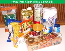 Nhận diện các hoá chất không tốt cho sức khỏe trên bao bì thực phẩm