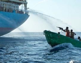 Cuộc chiến chống cướp biển của ngành dầu khí