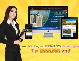 Kinh doanh Bất động sản hiệu quả với Web+