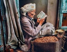 Bộ ảnh khuyến khích tình yêu đọc sách của mọi lứa tuổi