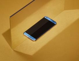 """Galaxy S7 edge Xanh Coral – """"siêu phẩm"""" của Samsung hút khách dịp cuối năm 2016"""
