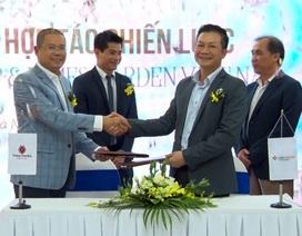 CENGROUP và TIMES GARDEN Việt Nam ký kết hợp tác chiến lược