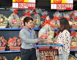 MM Mega Market tung ra 33 mẫu giỏ quà Tết sang trọng, giá cạnh tranh