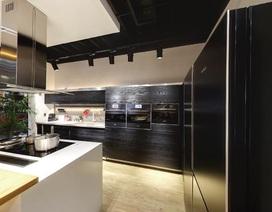 Tối ưu hoá không gian bếp chật hẹp với phong cách Galley