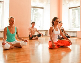 Mỗi ngày tập một tiếng yoga có lợi cho bệnh nhân tiền tăng huyết áp
