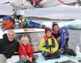 """Hành trình 16 năm """"du lịch không khói"""" của gia đình 5 con"""