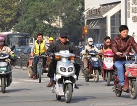 Bắc Kinh cấm xe đạp điện, xe máy điện