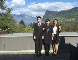 Cùng cô Greta tìm hiểu trường IMI của người Thuỵ Sĩ