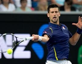 Djokovic, Federer đầy nhọc nhằn vượt qua vòng ba