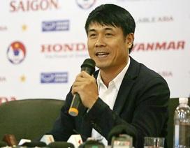 HLV Hữu Thắng chốt danh sách tuyển thủ cho vòng loại World Cup
